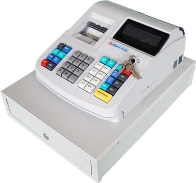 Альфа 400К с денежным ящиком