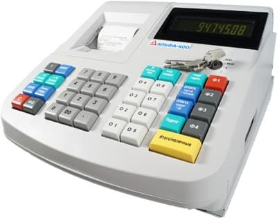Клавиатура кассового аппарата Альфа 400К