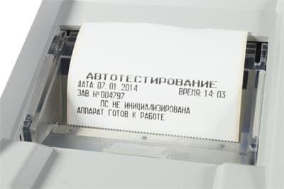 Кассовый чек Альфа 400К