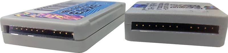 Разъемы подключения ЭКЛЗ и фскального накопителя