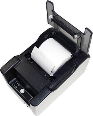 Укладка бумаги в принтер Штрих-On-Line
