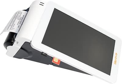 В ЭВОТОР устанавливаются стандартные SIM карты и SD-карты