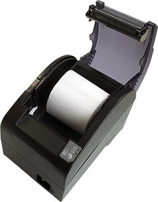 Укладка бумаги в FPrint-22 ПТК