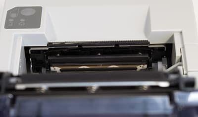 Вид на принтер АТОЛ 55Ф: SII CAPD247E-E