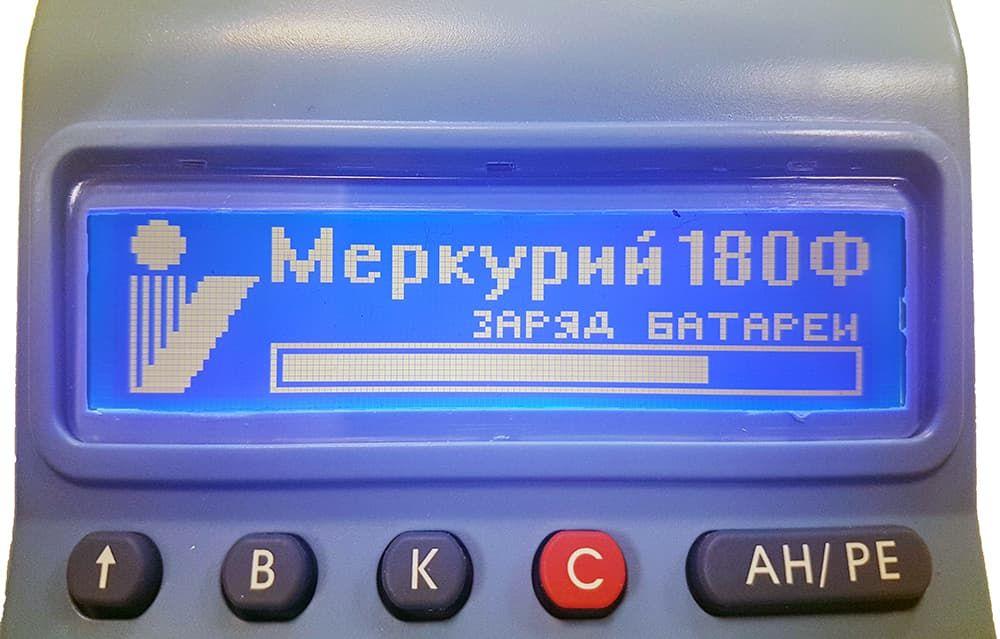 инструкция ккм меркурий-180ф
