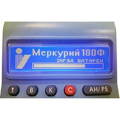 Дисплей Меркурий 180Ф