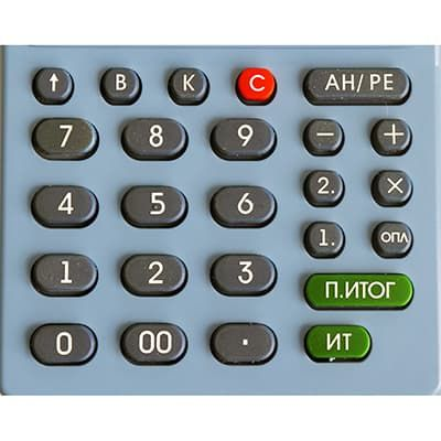 Клавиатура Меркурий 180Ф