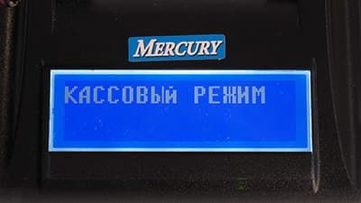 Дисплей Меркурий 185Ф