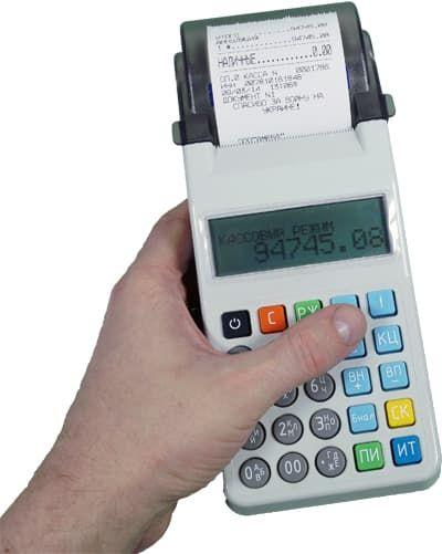 размер чековой ленты на миника 1102ф