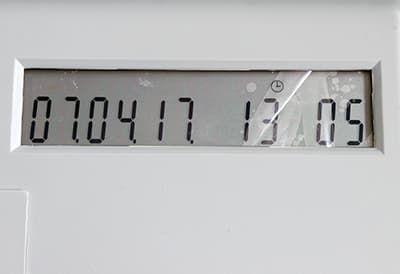 Экран кассового аппара Орион-100Ф