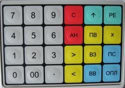 Фото клавиатуры Элвес-Микро-К