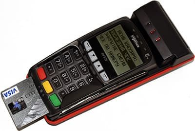 Банковские карты любят FPrint Pay 01