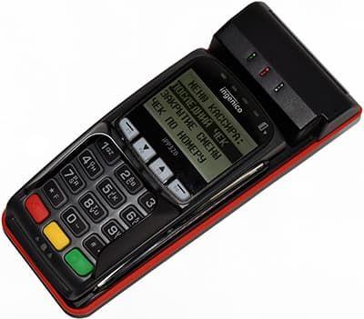 FPrint Pay 01 без подсветки дисплея и клавиатуры