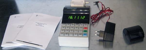 Меркурий 115 комплект поставки