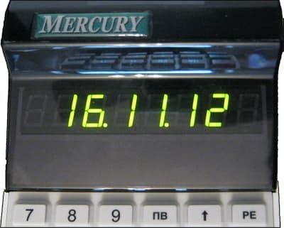 Индикатор Меркурий 115