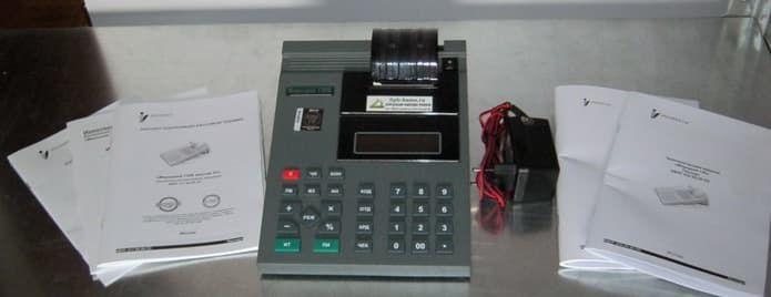 Комплект поставки Меркурий 130К
