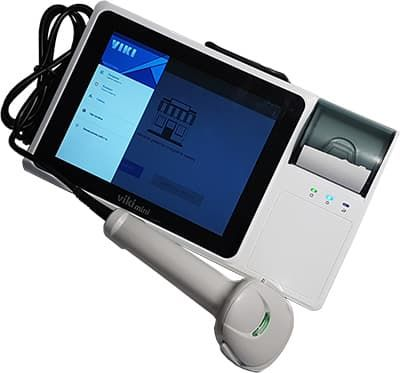 1D сканер с Viki Mini