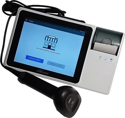 2D сканер и Viki Mini