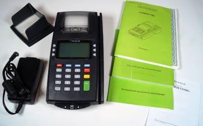 Кассовый аппарат прием банковских карт